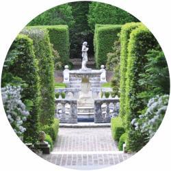 Copy of Elizabethan Gardens Interior