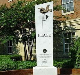 Rotary Peace Marker