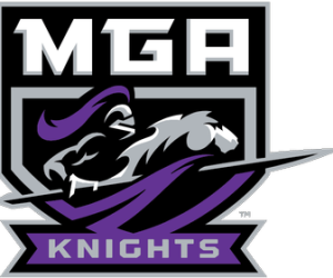 Middle Georgia State University Knights logo