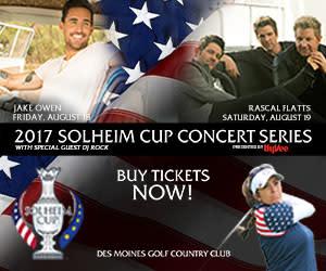 Solheim Cup Concert Series