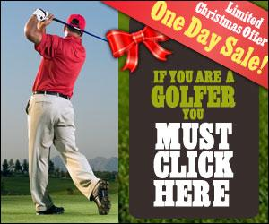 Golf Trail Card Castanet Ad