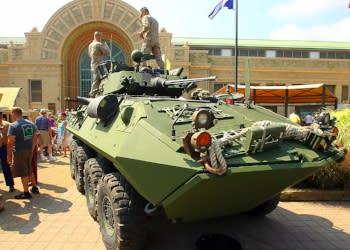 NYS Fair - Military