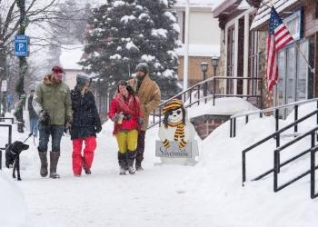 Lake George Winter Carnival-