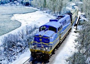 Saratoga/North Creek train
