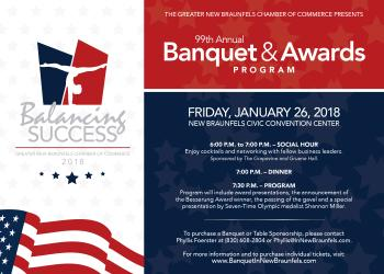 99th Annual Banquet-Invitation