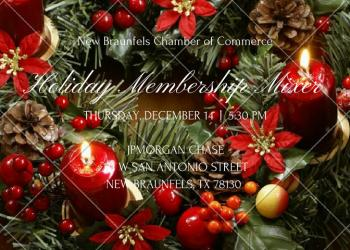 Holiday Member Mixer