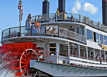Lake George Steam Boat