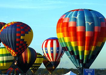 Adirondack Balloon Festival -Photo by Brian Hyanes