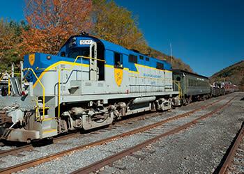 Delaware Ulster Railroad