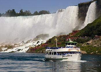 Maid of the Mist-Photo Courtesy Niagara USA Tourism & Convention