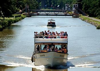Lockport Locks & Erie Canal Cruise