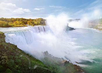 Niagara Falls State Park Lotto Image