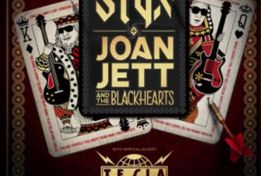 Styx with Joan Jett and the Blackhearts