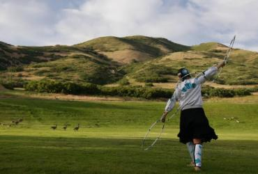 Intermountain All-Women Hoop Dance Competition