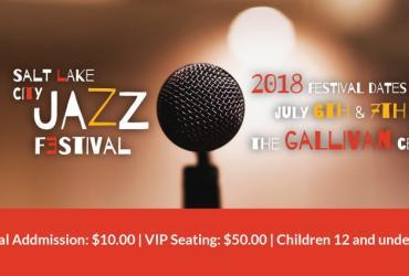 2018 Salt Lake City Jazz Festival