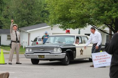 Mayberry in the Midwest Squad Car Nationals