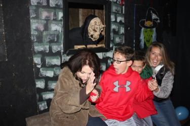 Scream out loud at Haunted Hargrave Hall on Oct. 22 and 29. (Credit: Danville Parks & Recreation)