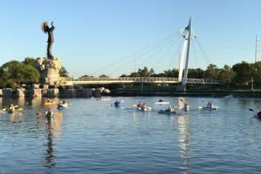 Small River Experience Kayak