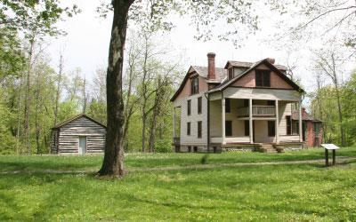 Bailly Homestead Indiana Dunes