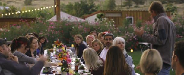 Farm Dinner in Boulder