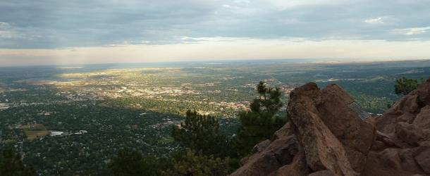 Mount Sanitas Boulder