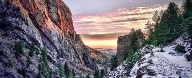 Rattlesnake Gulch Eldorado Canyon