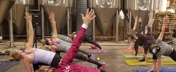 All Terrain Yoga Brewhouse Yoga
