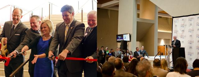 Albuquerque Convention Center Ribbon Cutting