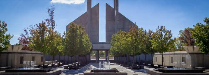 Memorial at Fort Indiantown Gap