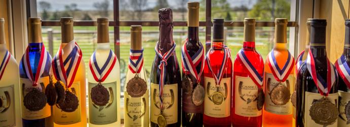 Cassel Vineyards Wines