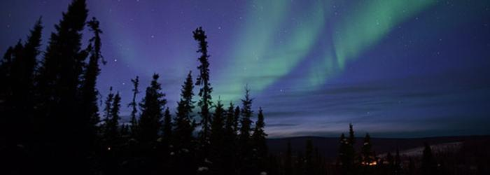Aurora Viewing Fairbanks Alaska