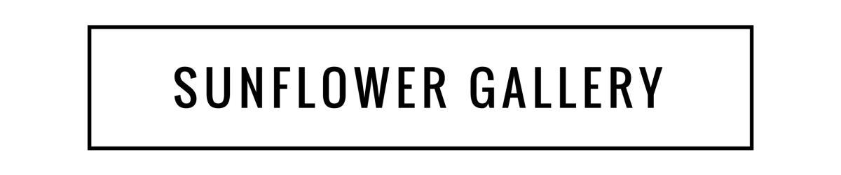 Sunflower Gallery Header