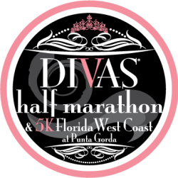 Divas® Half Marathon & 5K Florida West Coast at Punta Gorda