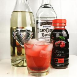 Fulkerson Sparklin' Cherry Margarita