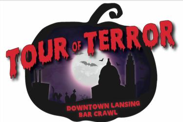 Tour of Terror Bar Crawl