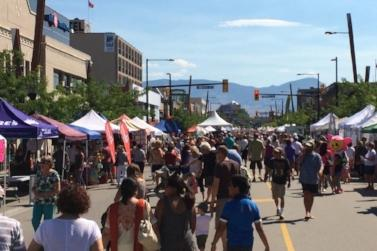 Downtown Kelowna Block Party