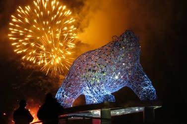 Canada Day Fireworks Kelowna