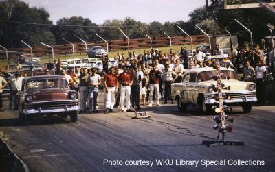 Early Days of Drag Racing