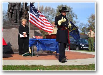 Merrillville-Cemetery-Headstone-Dedication
