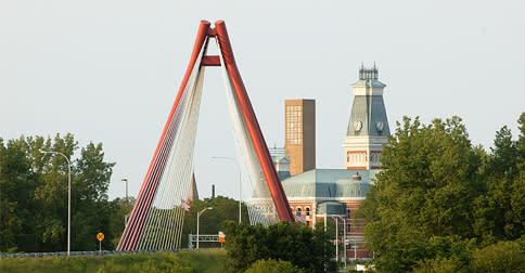 Columbus IN Architecture
