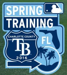Tampa Bay Rays Spring Training