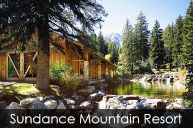 Sundance Mountain Resort meetings