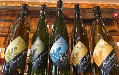 Hazlitt Wines