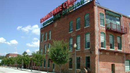 Graniteville Mill Sign