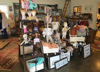Inside the new Rachel Vanoven Shop