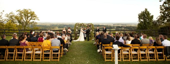 Bluemont Wedding