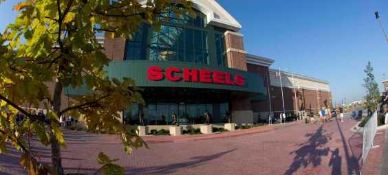 Scheels Exterior