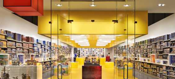 The Lego Store 1