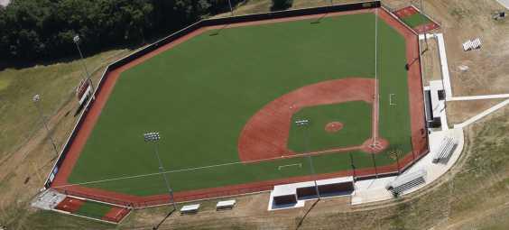 JCCC Baseball Field