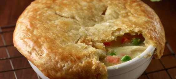 Cheddar's - Pot Pie